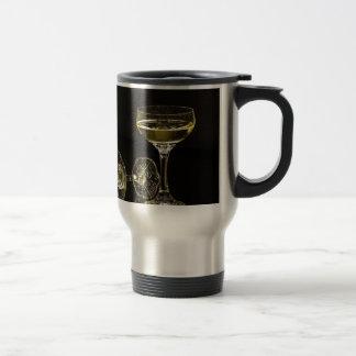 Caneca Térmica vidros do champanhe
