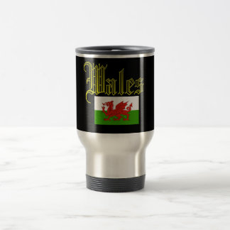 Caneca Térmica Wales (Cymru)