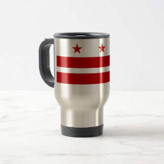 Caneca Térmica Washington, bandeira da C.C.