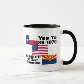 Caneca Texans para o Arizona sim do SB ao copo 1070 de