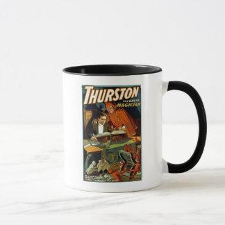 Caneca Thurston o grande mágico - vintage