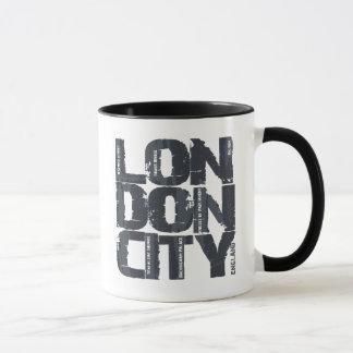 Caneca Tipografia de Londres, Inglaterra