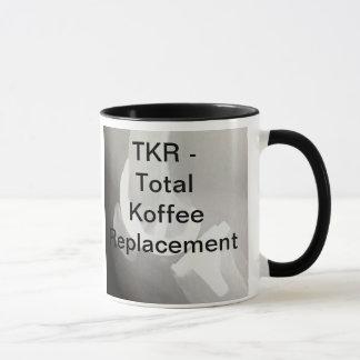 Caneca TKR - Substituição total de Koffee