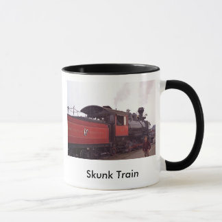 Caneca Trem da jaritataca
