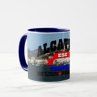 Caneca Triathlon de Alcatraz