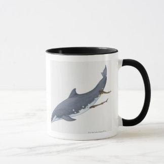 Caneca Tubarões de Cookiecutter