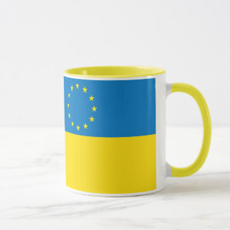 Caneca Ucrânia Europa