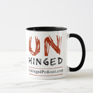 Caneca Unhinged do Podcast