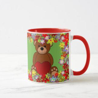 Caneca Urso bonito