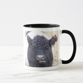 Caneca Vaca cercada de Galloway - Emma