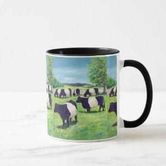 Caneca Vacas do biscoito de Oreo!