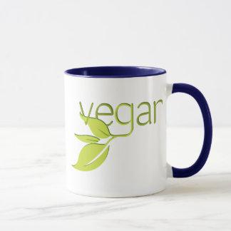 Caneca Vegan frondoso