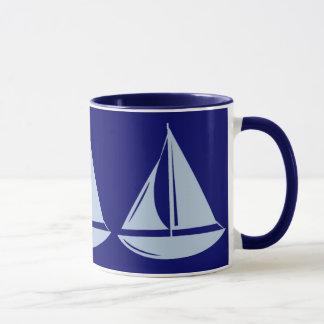 Caneca Veleiros, veleiros, veleiros!