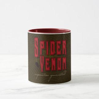 Caneca Veneno da aranha - Dois-Tom 11oz