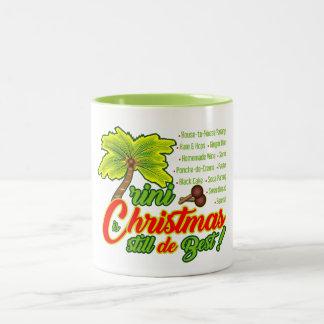 Caneca verde do Natal de Trini (ainda d melhor)