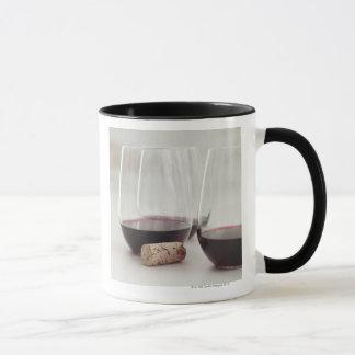 Caneca Vinho tinto em vidros stemless
