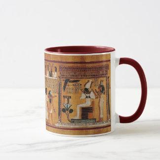 Caneca Vintage Egipto antigo