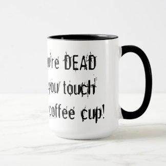 Caneca Você é copo de café INOPERANTE
