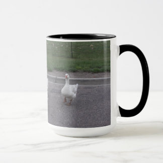 Caneca Waddling do pato