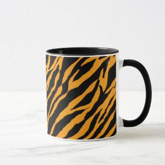 Caneca Zebra amarela
