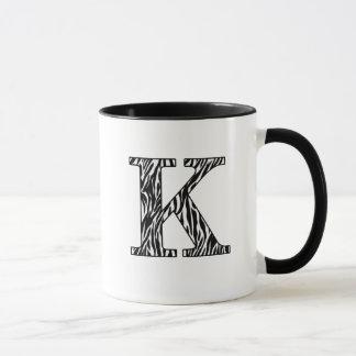 Caneca Zebra K de Zilly