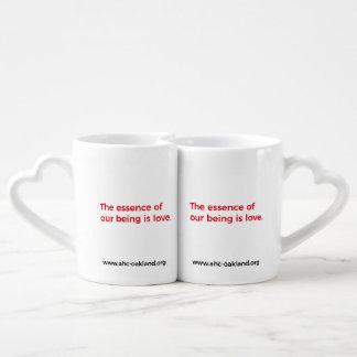Canecas curas Attitudinal do amor da conexão