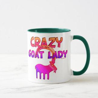 Canecas da cabra e cabra Drinkware
