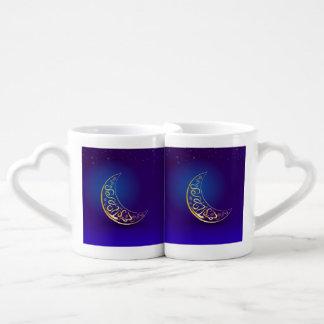 canecas do casal de ramadan