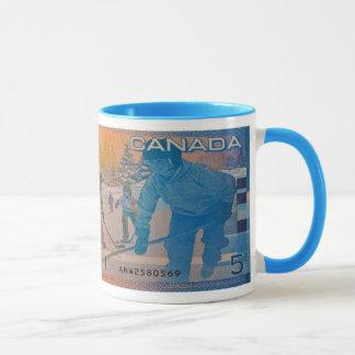 Canecas do dinheiro - Canadá