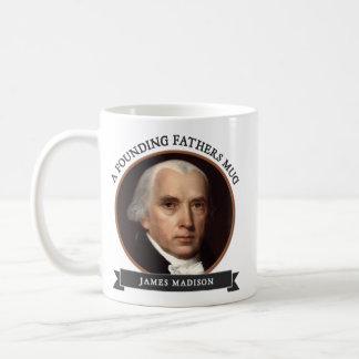 Canecas dos fundadores: James Madison