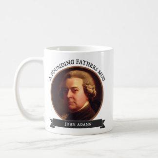 Canecas dos fundadores: John Adams
