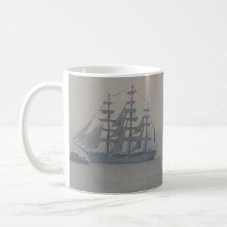 Canecas marinhas náuticas da navigação do veleiro