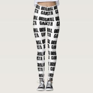 Caneleiras bestselling do gangsta original leggings