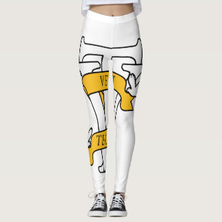 Caneleiras da tecnologia do veterinário leggings