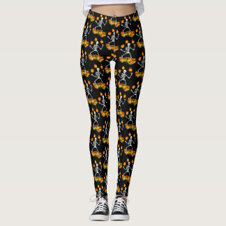 Caneleiras de Skelly Legging