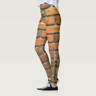 Caneleiras do basculador leggings