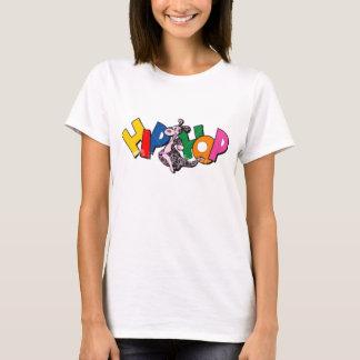 canguru do hip-hop camiseta