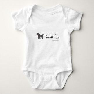 caniche body para bebê