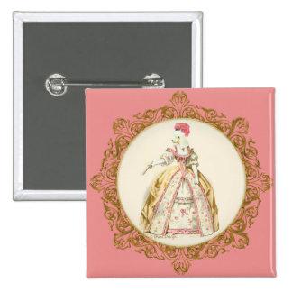 Caniche de Marie Antoinette Boton