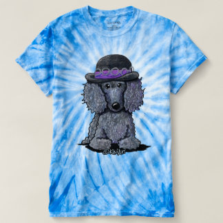 Caniche Hendrix de KiniArt Camiseta