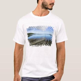 Canoas na praia, Antananarivo, Madagascar Camiseta
