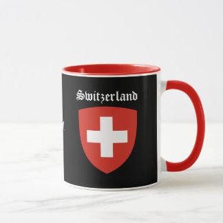 Cantão Obwalden*, caneca de café da suiça