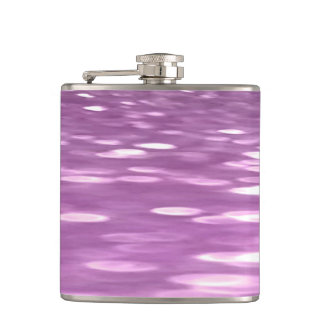 Cantil #3 abstrato: Shimmer do Lilac