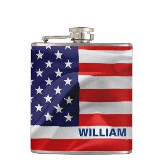 Cantil A bandeira dos Estados Unidos da América