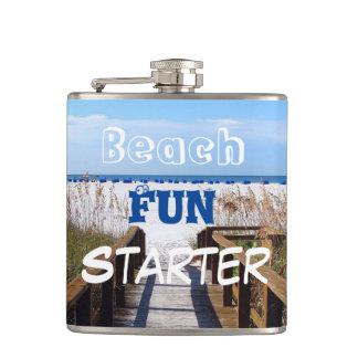 Cantil Acionador de partida do divertimento da praia