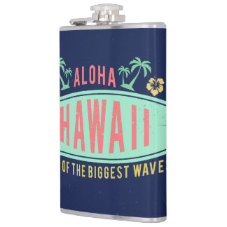 Cantil Aloha garrafas feitas sob encomenda do monograma
