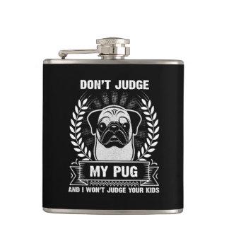 Cantil Animal do Pug
