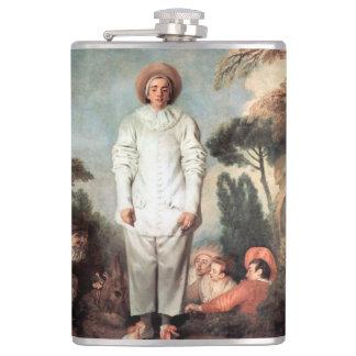 Cantil ANTOINE WATTEAU - Pierrot (Gilles) 1718