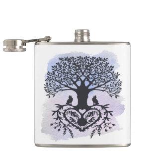 Cantil Árvore da arte popular de vida
