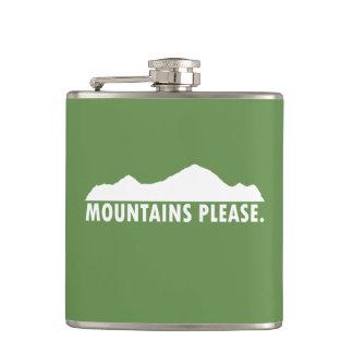 Cantil As montanhas satisfazem